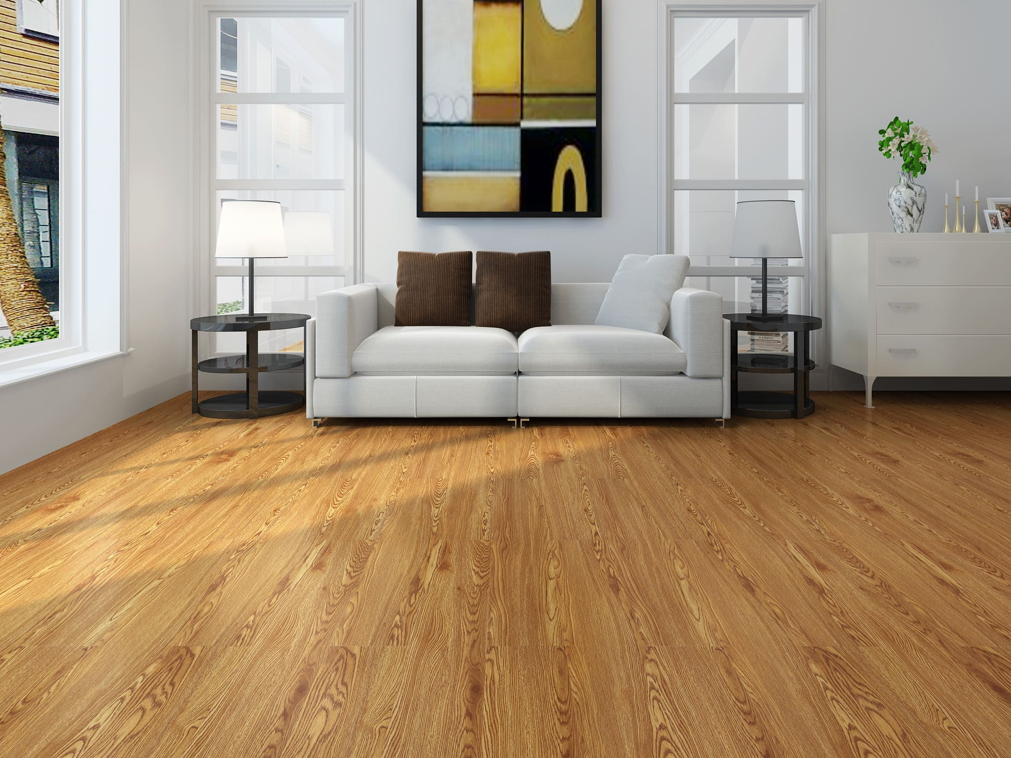 Choose Flooring Wisely For a Spectacular Effect
