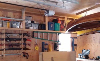 Electronic Mechanism Garage Doors