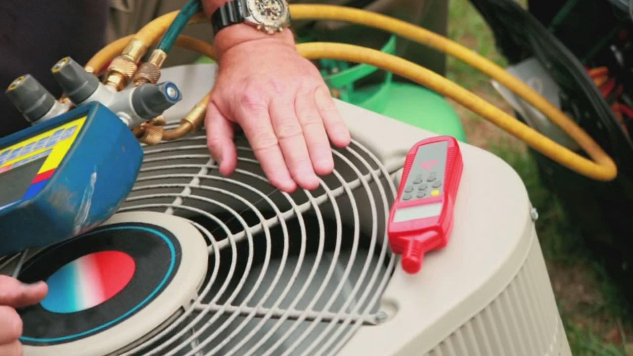 Get The Best HVAC Repair Services