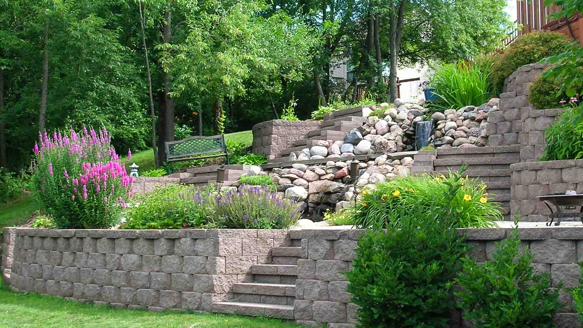 Revitalizing Garden Appearance With The Aid of Landscape Design Rockford IL Assistance